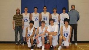 Whistler Secondary School Varsity Team