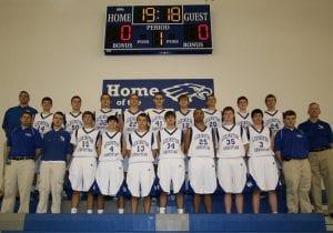 Lexington Christian Academy Varsity Team
