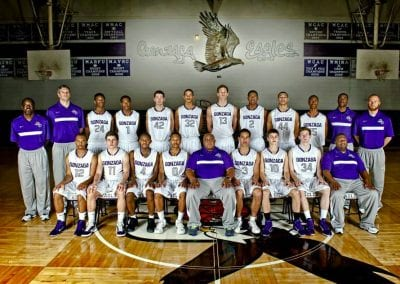 Gonzaga College High School Varsity Team