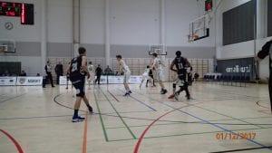 HBA game in Helsinki