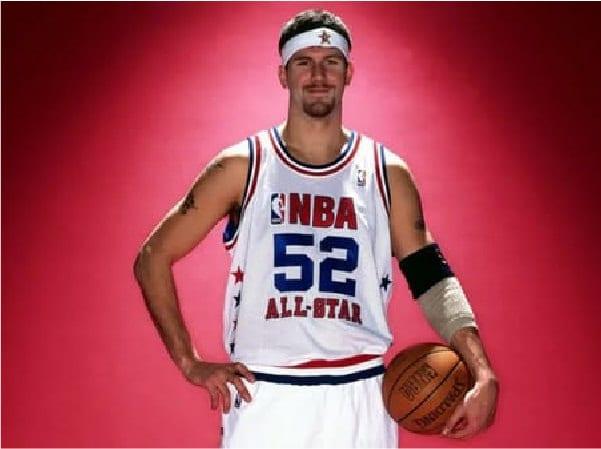Brad Miller Basketball player